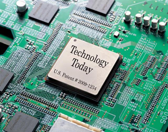 technology today developed much chip